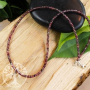 Saphir Halskette