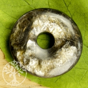 Goldglimmer Donut Golden Mica