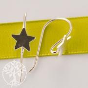 Earhook Silver Star