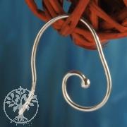 Ear hook screw silver selection