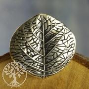 Blatt Ring Sterling Silberring 925