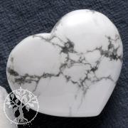 Magnesit Herz Handschmeichler