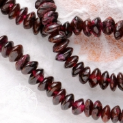 Garnet Lens-Necklace