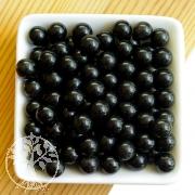Obsidian Schwarze Kugel 8 mm