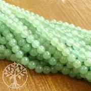 Aventurine gemstone beads 4mm
