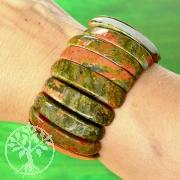 Unakit Armband sehr groß / breit 35mm