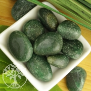Aventurine no Oil tumbled stones Wholesale 1kg