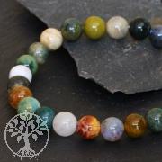Ocean Jasper loose beads 6mm A