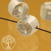 Silverbead Spiral Sterling silver 925 5x7mm