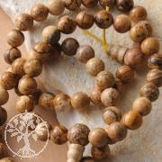 Picture Jasper Power Beads