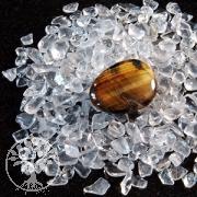 Bergkristall Mini Steine zum Aufladen 500g