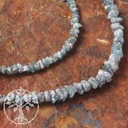 Diamond Necklace Blue