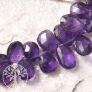 Amethyste Necklace Drop