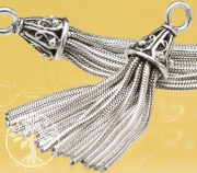 Bead Charm Sterling Silver 925 32mm