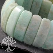 Amazonite Bracelet light