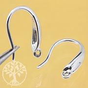 Earhook Sterlingsilver 925 3.5x15mm