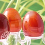Carnelian Egg Gemstone