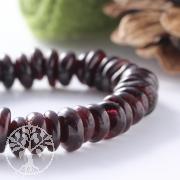 Garnet Bracelet 10 mm