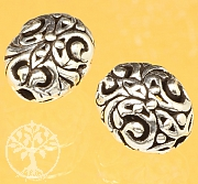 Silberperle Lilli Sterling Silber 925 12x10mm