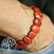 Koralle Armband Beatle