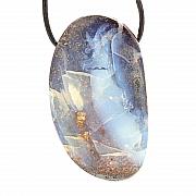 Opal Stein Anhänger 34*20mm