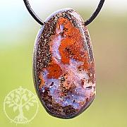Opal Stein Anhänger 28*16mm
