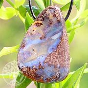 Opal Stein Anhänger 33*23mm