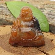 Carneol Buddha 00350x50x30mm