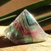 Fluorit Pyramide 007