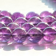 Amethyste Round Beads 10mm AA Quality