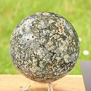 Stone Chalcedony sphere 90mm