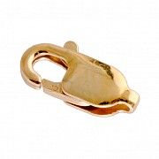 lobster claw 13.5mm Gold Filled 14K 1/20