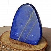 Lapislazuli großer stehender blauer Stein Edelstein Skulptur 90*75*18mm