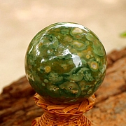 Rhyolite Sphere / Ball 30mm A