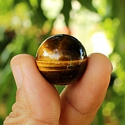 Tiger Eye Ball 20mm