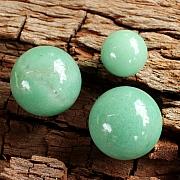 Aventurin Kugel grüne Steinkugel 20mm