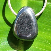 Haematit Stone Pendant MINI 18x13mm