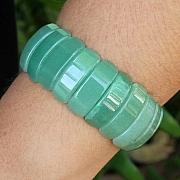 Aventurin-Edelstein-Armband