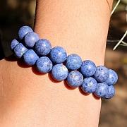 Sodalite Bracelet Matt 10mm