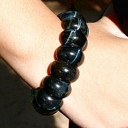 Tiger Iron Bracelet Gemstone