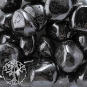 Turmalin AA schwarz 0.25 kg Trommelsteine Schörl