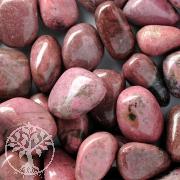 Rhodonit Trommelsteine 0,25 kg