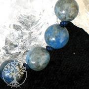 Lapislazuli necklace 63/8