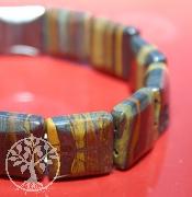 Tigereisen Armband Quattro