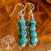 Tourquise Earring