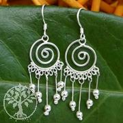 Silver Earring SIOH19