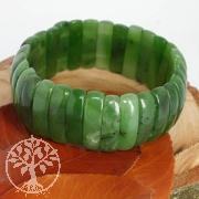 Nephrit Jade Armband Edelsteinarmband