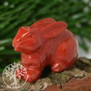Rabbit Red Jasper