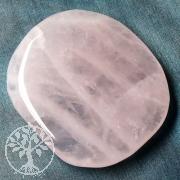 Rose Quartz Handstone A Quality
