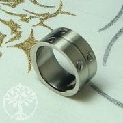 Edelstahl-Ring ER220